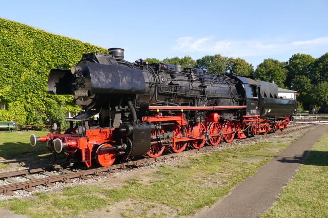 Bayerisches Eisenbahnmuseum öffnet nach der Winterpause seine Tore